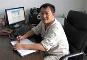 首席仪表经理孙兆山先生