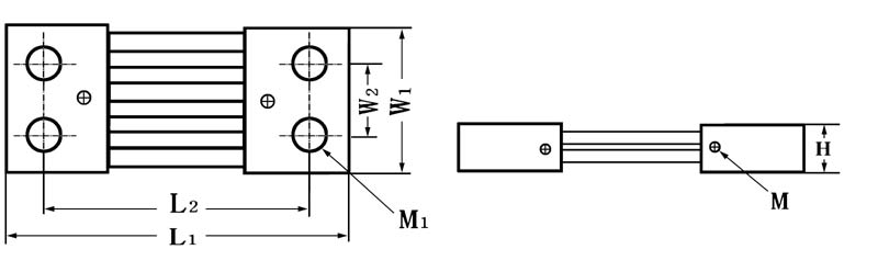 F2 SHUNT 800A-1500A分流器