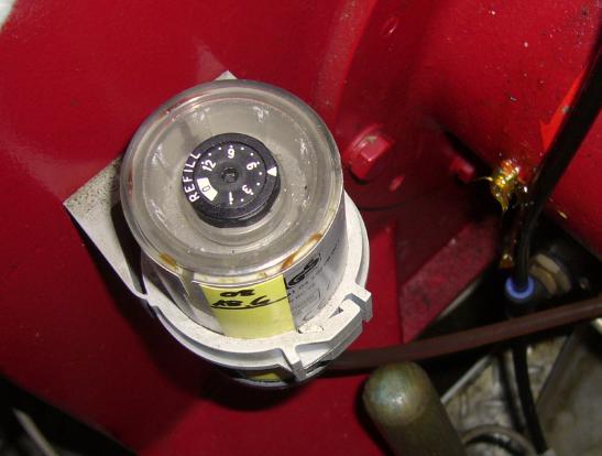 瑞士森马自动注油器