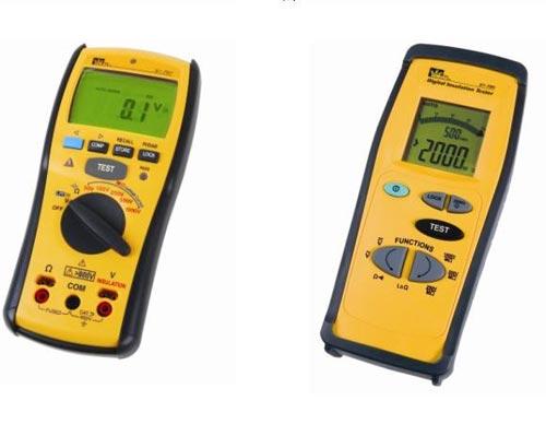 绝缘电阻测试仪61-795和61-797
