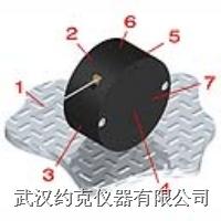 高频响微型拉线式位移传感器