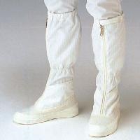 防静电长筒硬底鞋