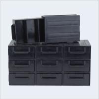 抽屉式元件盒