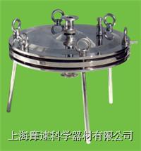 不銹鋼雙層單向過濾器Φ100(MSS100)、Φ150(MSS150)、Φ200(MSS200)、Φ300(MSS300) 不銹鋼雙層單向過濾器