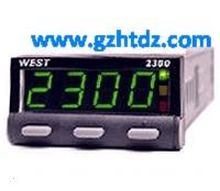 WEST 單回路過程控制器 2300 2300
