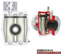 R-2000系列襯膠滾筒型角行程控制閥 R-2000