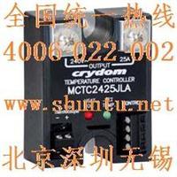 進口可控硅溫度控制器MCTC2425JLA可控硅控制器SSR可控硅溫控器Crydom電子溫度控制器 MCTC2425JLA