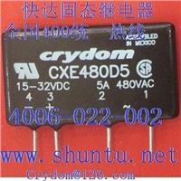 小型固態繼電器型號CXE240D5美國快達固態繼電器VDE認證固態繼電器SSR固態開關 CXE240D5