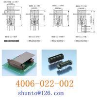 1.27mm進口浮動板對板連接器8925R-040-179F單手插拔接插件 8925R-040-179F-