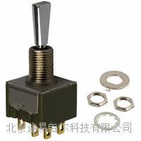 M-2023E六腳三擋扁柄nkk鈕子開關原理M2023E現貨選型說明書接線圖 M2023ES4W01