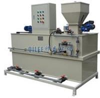 PAC干粉投加自动溶药机设备 QPL3-5000