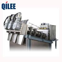 QLD303屠宰场污水处理全自动叠螺压滤机 QLD303