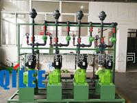 废水处理加药撬 QWDS-P2M0-I
