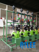 废水处理撬 QPDS-P6M0-II