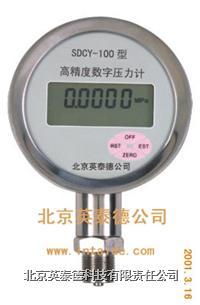 SDCY-100高精度型數字壓力表