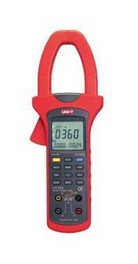UT230系列数字钳形功率计 UT230系列数字钳形功率计
