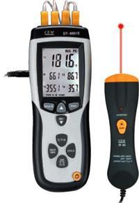 DT-8891E专业接触和红外二合一测量仪 DT-8891E