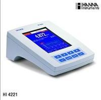 HI4421 实验室高精度BOD溶解氧分析测定仪 HI4421