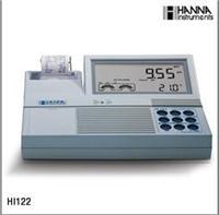 HI122 实验室高精度pH/ORP/温度测定仪【内置打印】 HI122