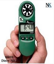 美国NK5916防水型便携风速气象测定仪 NK5916