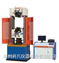 WAW-300B型微机电液伺服万能试验机 WAW-300B型