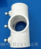 钢管临边防护栏杆连接件(弯头、三通)