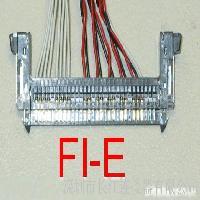 FI-E 帶鎖連接器