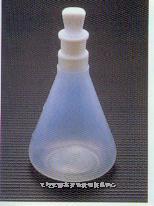 PFA三角錐形瓶(具塞) TM