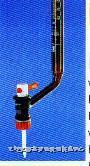 B級側式PTFE針形閥滴定管(棕色) Witeg