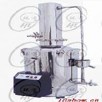 不锈钢电热蒸馏水器 YAZD-10