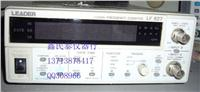 Leader LF 827 1.3 GHz Frequency Counter  LF 827