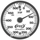PTC312C溫度計|PTC312C指針式溫度計|美國PTC雙金屬表面溫度計