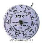 PTC575CMSS溫度計|PTC575CMSS指針式溫度計|美國PTC高溫雙金屬溫度計