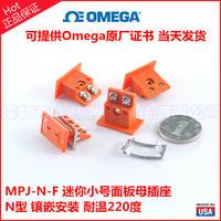 MPJ-N-F熱電偶插座