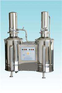 不锈钢电热蒸馏水器(重蒸) DZ20C