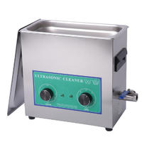 机械带定时带加热超声波清洗机 JD-360HT