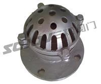 铸铁底阀,铸钢底阀,不锈钢底阀 H42X