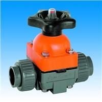 隔膜阀 MV 310 系列 PVC-U/PVC-C/PP/PVDF