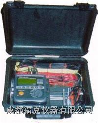 智能防雷接地电阻测试仪 KEW4106