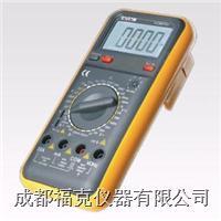 全保護數字萬用表 VC9807A+