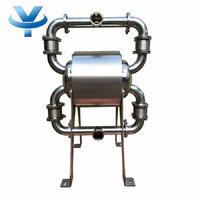 不銹鋼衛生級隔膜泵