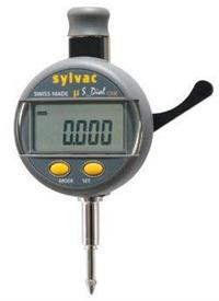 SYLVAC S_Dial one 数显百分表12.5mm 0.01mm 905.0121
