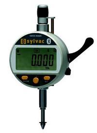 805.6661  100mm 带蓝牙传送IP67多功能型数显千分表 SYLVAC  805.6661