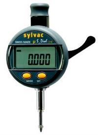 905.0141  25mm简单实用型IP67数显百分表 SYLVAC  905.0141