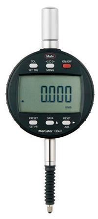 数显指示表 MarCator 1086 WR, 防水型 1086 WR