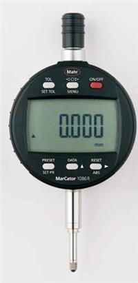 数显指示表 MarCator 1086 R / 1086 ZR, 分辨率0.001 mm 1086 R / 1086 ZR 0.001