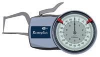 C1R10S 0-10mm管道壁厚卡规 德国KROEPLIN C1R10S