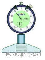 日本TECLCOK得乐 指针型特殊深度计 DM-273、DM-280、DM-283、DM-252、DM-264、DM-293、DM-210P、
