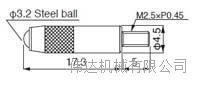 日本TECLCOK得乐深度计配件