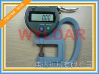 SMD-540S2 12mm行程 0.01显示数显式厚度表 日本TECLCOK得乐 SMD-540S2